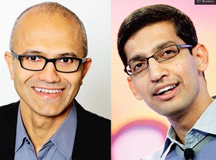 Lãnh đạo Google, Microsoft gấp rút viện trợ cho quê hương Ấn Độ