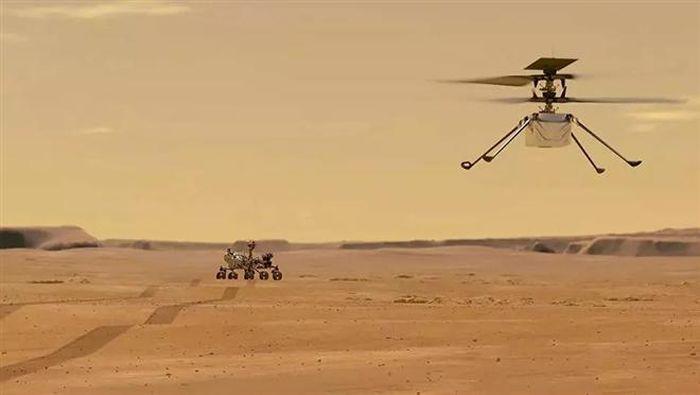 Kỷ lục 'vô tiền khoáng hậu' vừa được thiết lập trên sao Hỏa