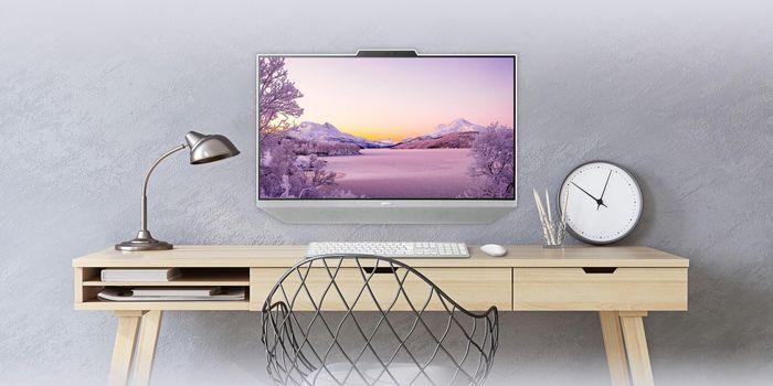 Asus ra mắt đối thủ cạnh tranh iMac mới: mỏng đẹp không kém