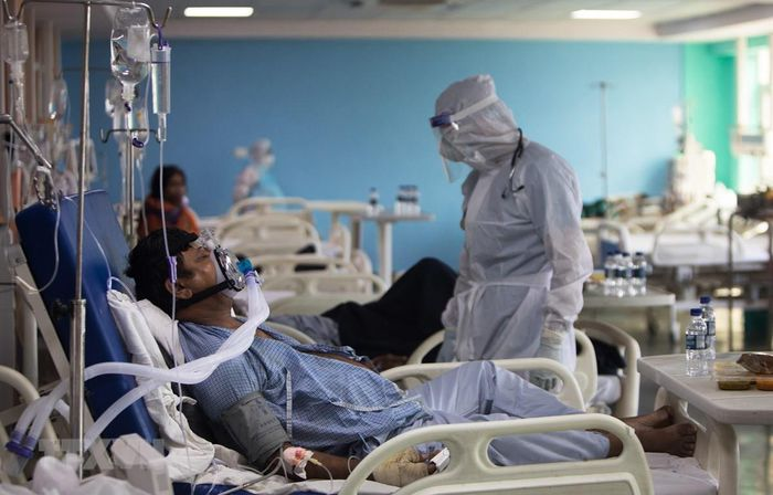Các tập đoàn lớn chung tay hỗ trợ Ấn Độ ngăn chặn đại dịch