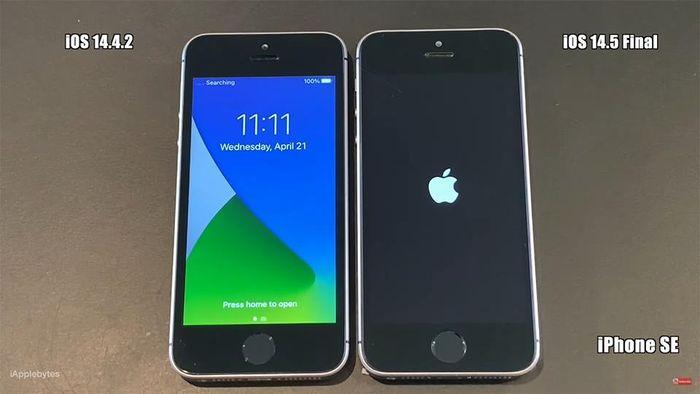 Kiểm tra hiệu năng khi chạy iOS 14.5 trên các mẫu iPhone đời cũ, liệu có nên nâng cấp?