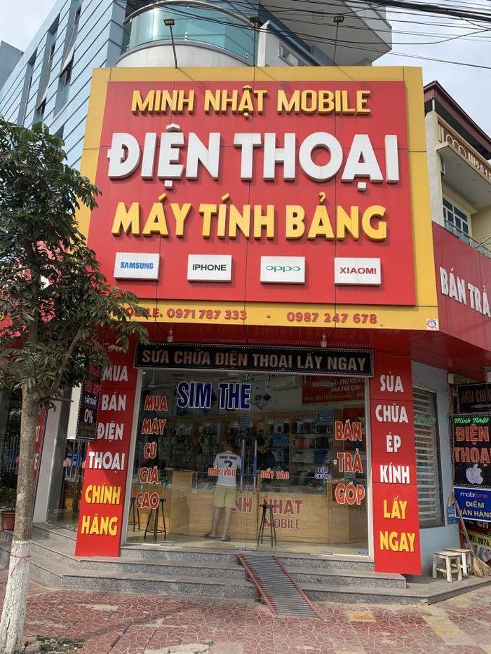 Vĩnh Phúc: Giả mạo nhãn hiệu Apple, Nhật Minh Mobile bị phạt 10 triệu đồng