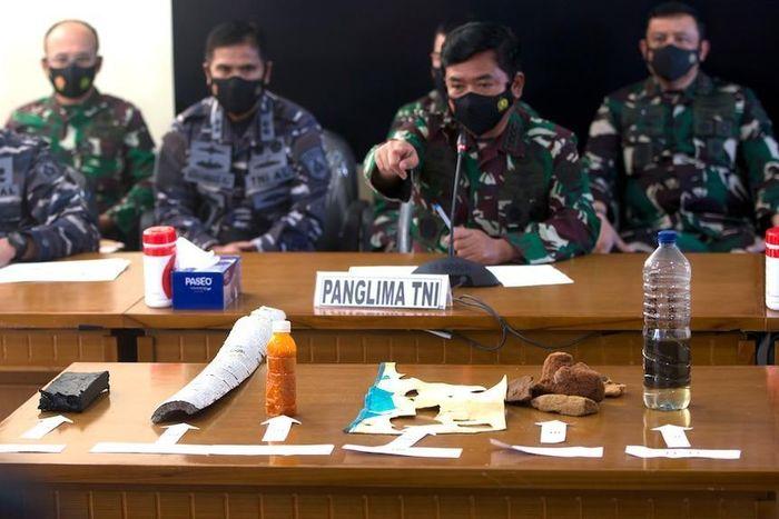 Nhiều giả thuyết về nguyên nhân tàu ngầm Indonesia gặp nạn