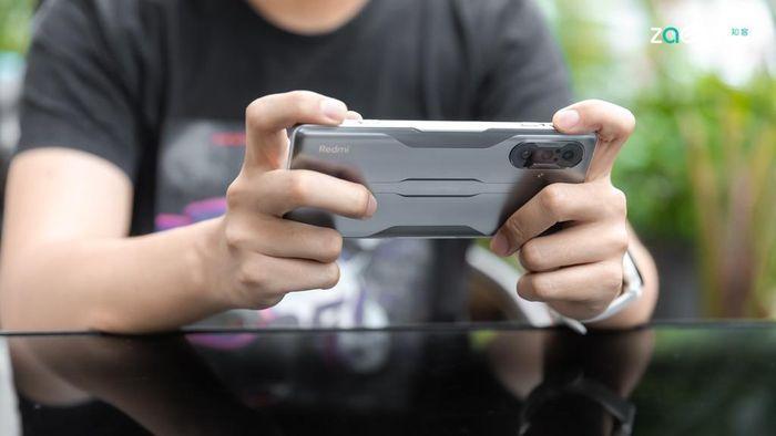 Doanh số Redmi K40 Gaming kỳ vọng vượt 1,7 triệu chiếc