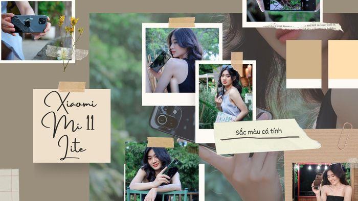 Biến hóa, năng động, phong cách với Xiaomi Mi 11 Lite