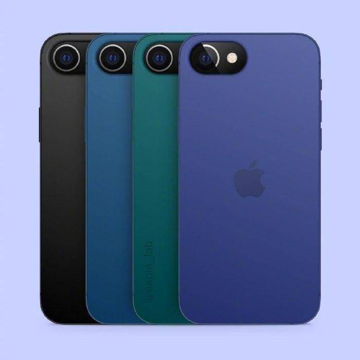IPhone giá rẻ thế hệ mới của Apple sẽ có thiết kế không giống chiếc iPhone nào trước đó?