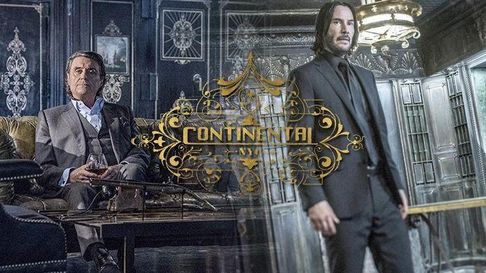 Chi tiết cốt truyện đầu tiên của spin-off John Wick, 'The Continental'