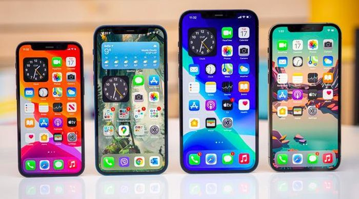 Thị phần smartphone 5G: Apple 'thế chỗ' Samsung