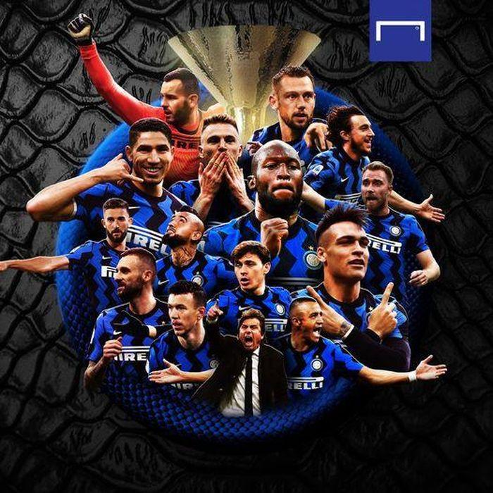 Ảnh Chế: Inter Milan của hiện tại đã vô địch Serie A sau 11 năm ròng rã