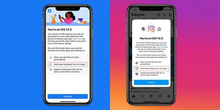 Người dùng iPhone nói đang bị Facebook 'dọa'