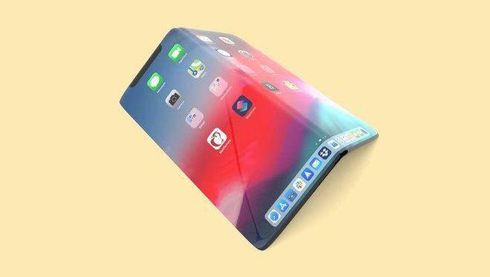 Apple đang phát triển iPhone màn hình 8 inch sẽ ra mắt vào năm 2023