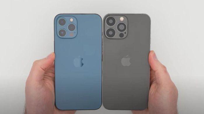 Đây có thể là iPhone 13 Pro Max