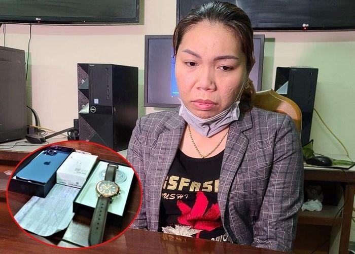 Trộm thẻ Visa ngân hàng của khách, nữ nhân viên mát xa vội mang đi quẹt, sắm iPhone và đồng hồ đắt tiền