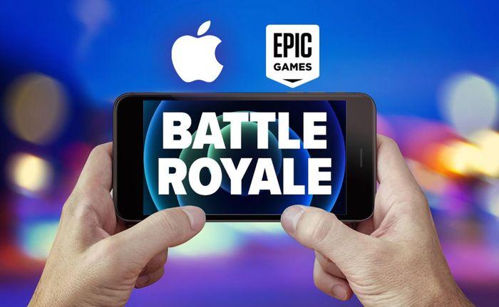 Epic Games và Apple bước vào 'cuộc chiến pháp lý'