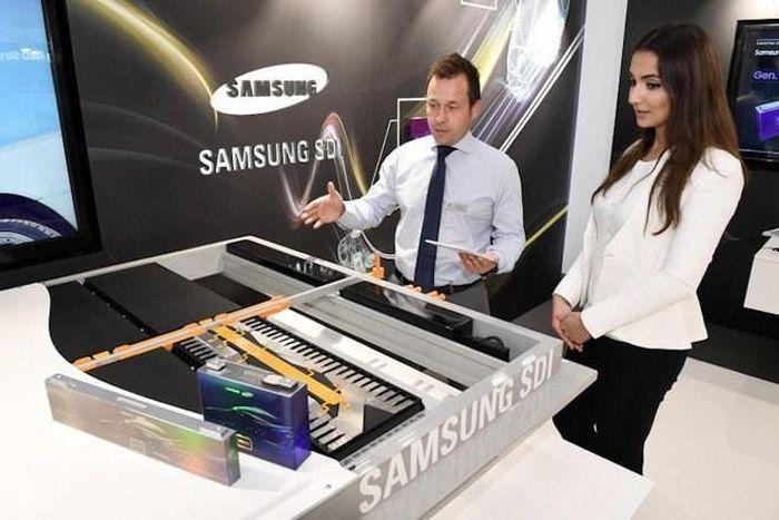 Samsung SDI đạt lợi nhuận 'khủng' từ pin ô tô điện