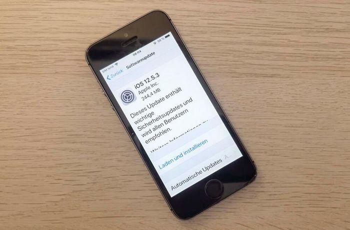 Tin vui cho người dùng iPhone 5s, iPhone 6 và 6 Plus