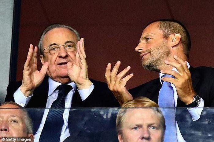 UEFA sẽ đưa án phạt cụ thể cho 12 đội thành lập Super League
