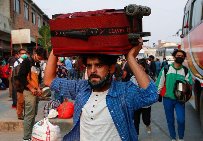 Nepal có nguy cơ trở thành 'Ấn Độ thu nhỏ'