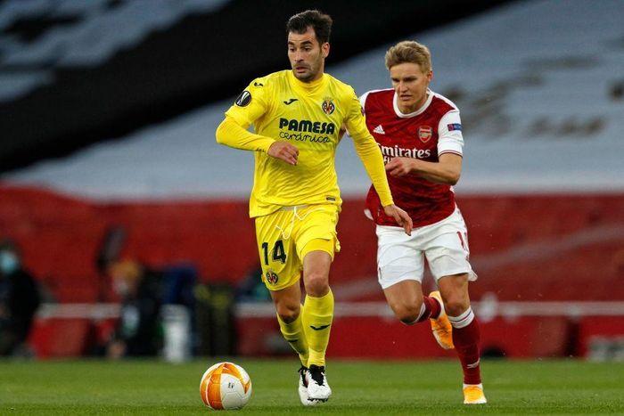 Villarreal hất cẳng Arsenal ra khỏi Europa League