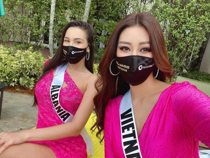 Khánh Vân 'thăng hạng' ấn tượng trong bảng xếp hạng của Missosology
