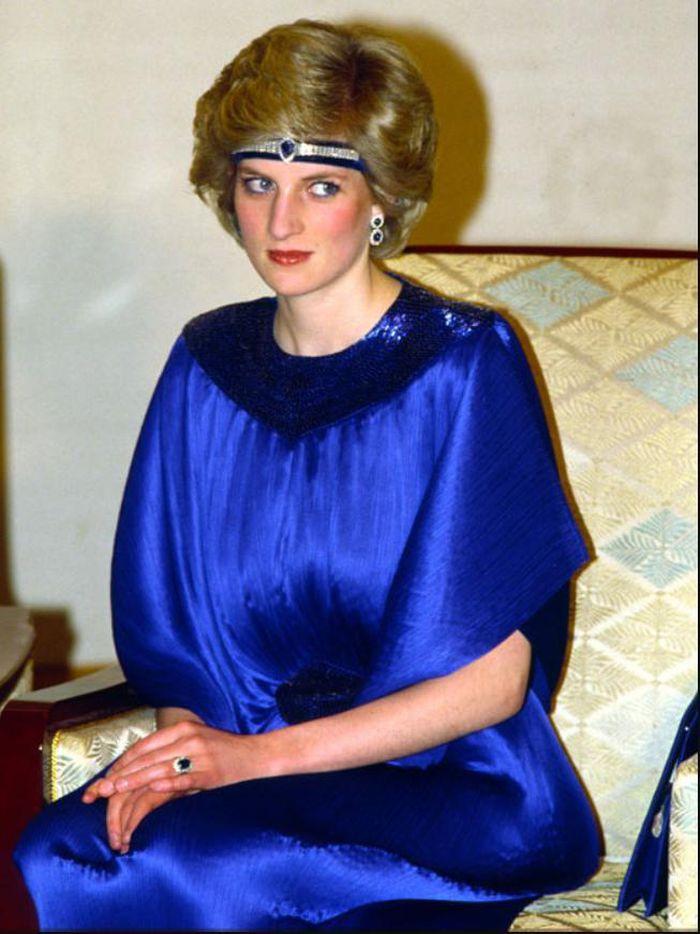 Bí ẩn tủ đồ Hoàng gia: Bộ sưu tập trang sức sapphire 20 triệu bảng của Công nương Diana