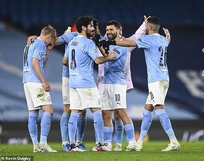 Man City đăng quang Premier League, Pep Guardiola nói gì? - Báo Pháp Luật  TP.HCM