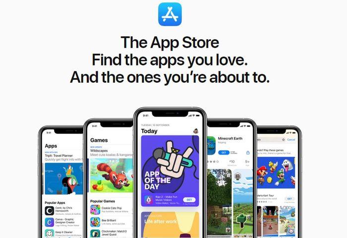 Apple lại bị kiện vì độc quyền trên App Store