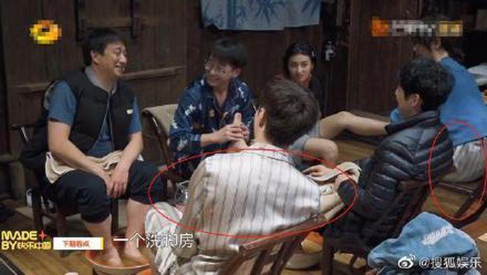Bằng chứng 'tố cáo' Dương Tử và Trương Nghệ Hưng đang yêu nhau: Sao mà chối cãi được nữa?