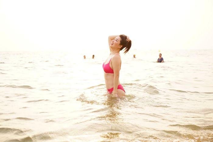 Sao Việt diện nóng bỏng ngày hè