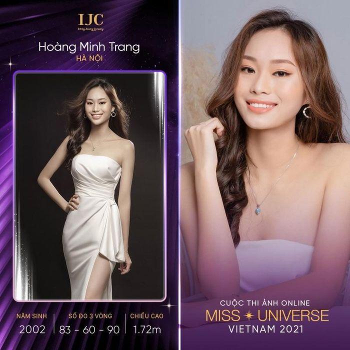 Nhiều thí sinh cuộc thi ảnh online Hoa hậu Hoàn vũ Việt Nam 2021 có chiều cao lý tưởng