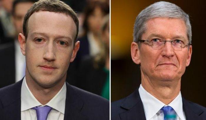 Apple tạo cơn ác mộng cho Mark Zuckerberg, 96% người Mỹ cấm Facebook theo dõi họ