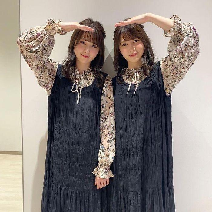 Chị em sinh đôi mang 2 dòng máu Nhật Bản - Iran Ảnh 5