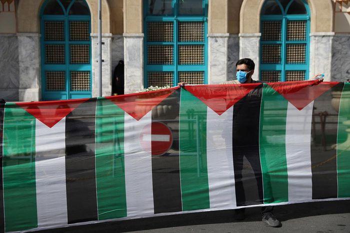 Biểu tình ủng hộ Palestine nổ ra từ Tehran đến New York