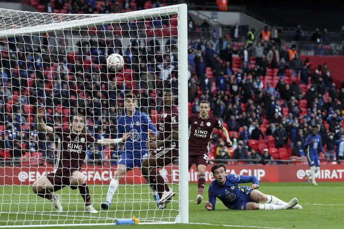 Đánh bại Chelsea, Leicester vô địch FA Cup