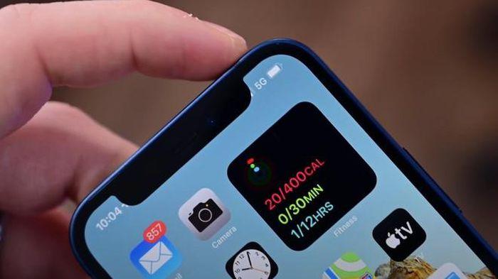 Phần khuyết đỉnh trên màn hình iPhone 13 sẽ nhỏ hơn thế hệ trước?