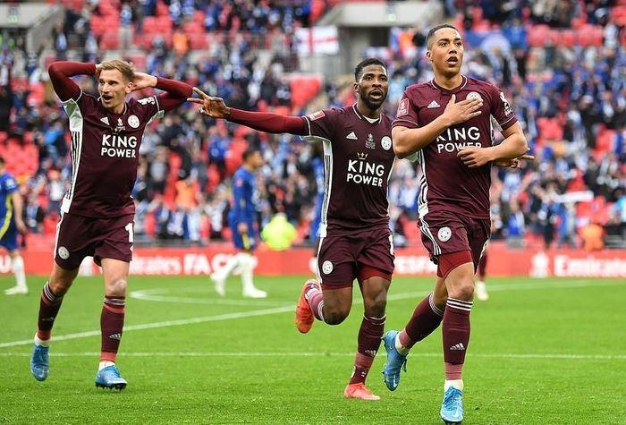 Leicester City vô địch FA Cup một cách quả cảm