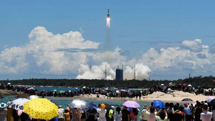 Tham vọng vũ trụ của Trung Quốc ngày càng vươn xa