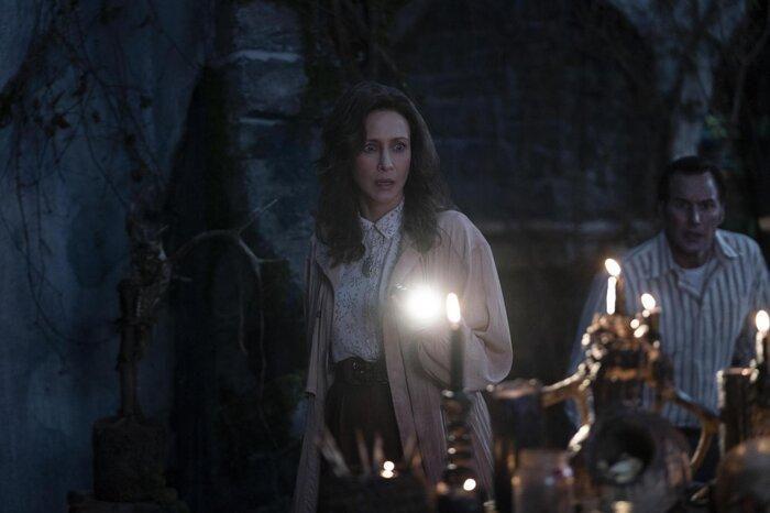 'The Conjuring: Ma Xui Quỷ Khiến' hé lộ những siêu năng lực chưa từng thấy, thêm nhiều yếu tố tâm linh
