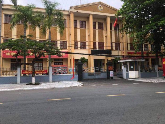 3 thuộc cấp bị bắt, trưởng Công an quận Đồ Sơn xin nghỉ việc chữa bệnh - Báo Nông Nghiệp VN