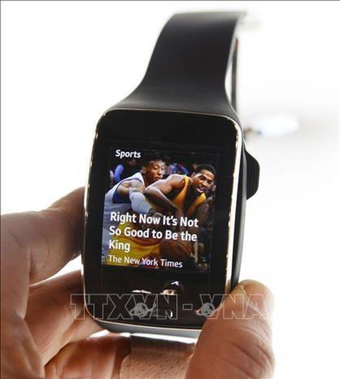Google và Samsung tham gia cuộc đua phát triển phần mềm cho đồng hồ thông minh