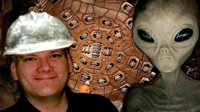 Thực hư căn cứ ngầm của người ngoài hành tinh ở Mỹ