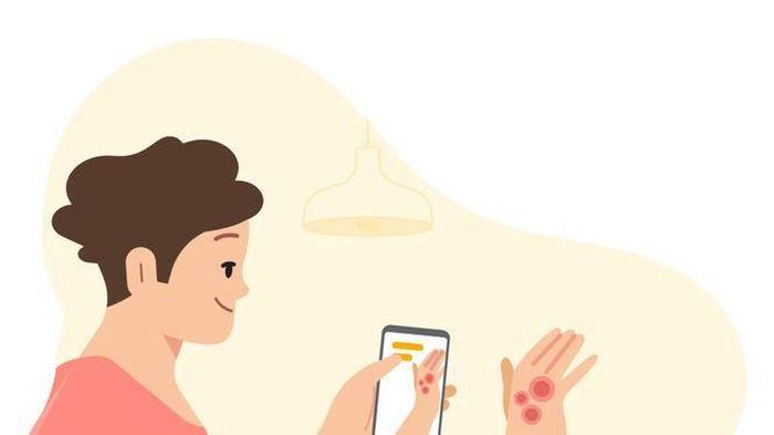 Google giới thiệu công cụ chẩn đoán da liễu bằng trí tuệ nhân tạo