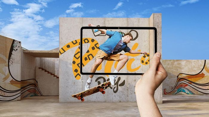 Máy tính bảng Huawei MatePad: học tập, làm việc, giải trí đều tốt, giá lại rẻ