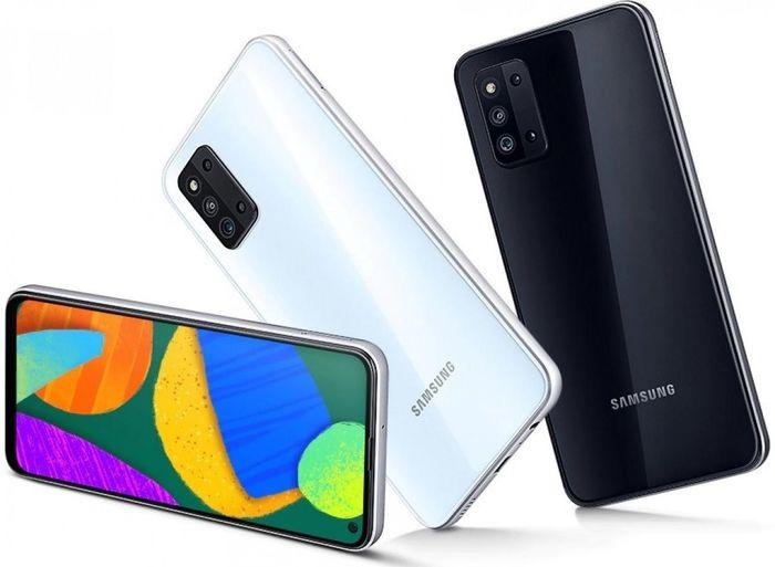 Samsung Galaxy F52 5G ra mắt: Snapdragon 750G và màn hình 120Hz