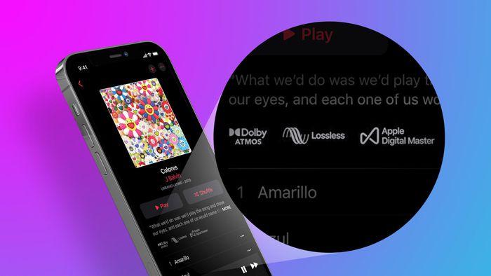 Apple Music bổ sung thêm Dolby Atmos và Lossless Audio ra mắt vào tháng 6