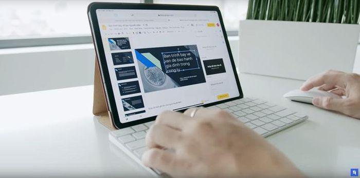 IPad Pro có thể thay thế laptop: là thật hay chiêu trò truyền thông của Apple?