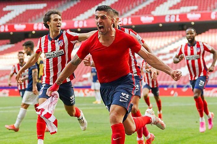 Kịch bản cho 2 nửa thành Madrid vô địch La Liga