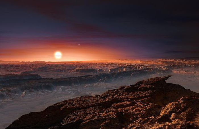 Người ngoài hành tinh đang ở 'Trái Đất 2 mặt' gần chúng ta nhất?