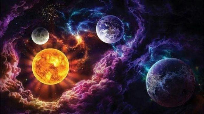 Khám phá bí mật của hành tinh cổ đại kì quái nhất: Bầu trời toàn nước, đất là sa mạc