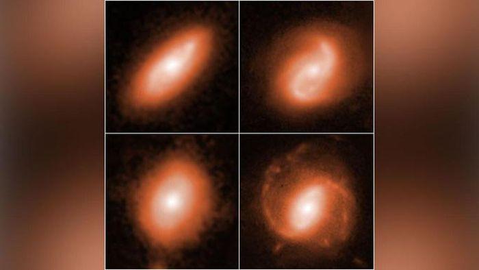 Tín hiệu vô tuyến từ 5 thiên hà khác liên tục phát đến Trái Đất